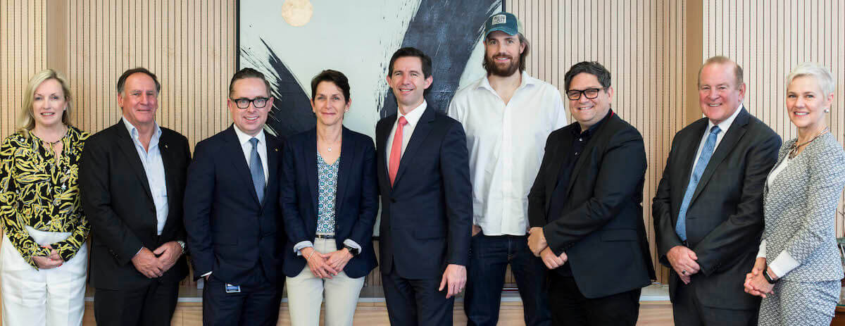 Australia's Nation Brand Group Shot