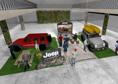Jeep Activation